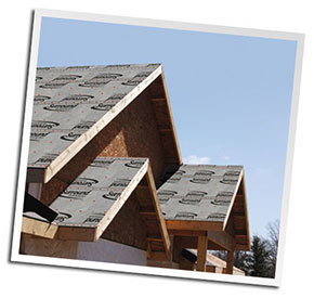 Surround SR roof underlayment